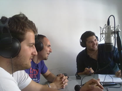 intervista radio club alfa romeo